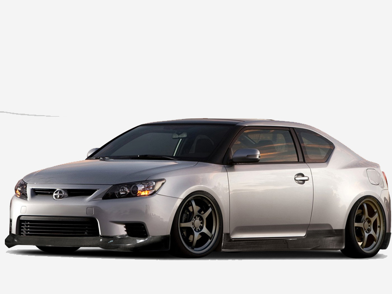 Scion Tc Body Kit >> Scion tC Carbon Creations X-5 Body Kit 2011-2013