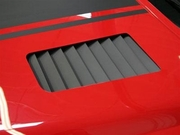 Shelby GT500 SuperSnake Hood Vents (2007-2014)