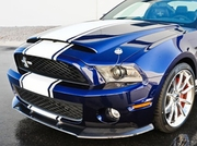 Supersnake Ford Mustang SS GT500 Hood 2010-2014