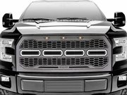 T-REX 2015-2017 Ford F-150 - Revolver Series - w/o Forward Facing Camera - Main Replacement - Grille