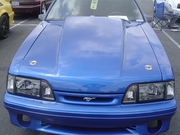 Trufiber 1987-1993 Ford Mustang 3 Inch Cowl Hood