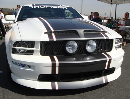Trufiber 2005 2009 Mustang Gt V6 Hoods And Accessories 5 Jpg