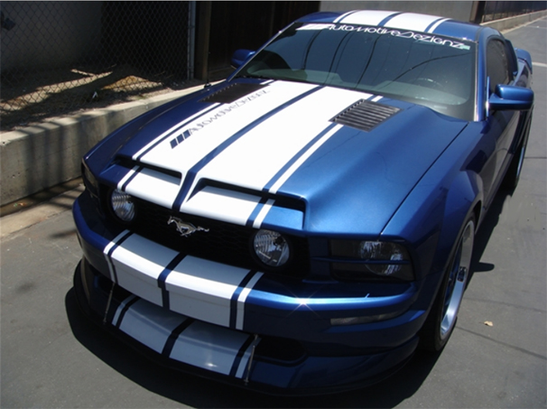 Trufiber 2005 2009 Mustang Hoods And Accessories 5 Jpg