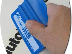 Vinyl Graphics Application Squeegee