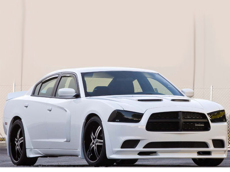 Body kit for the dodge charger