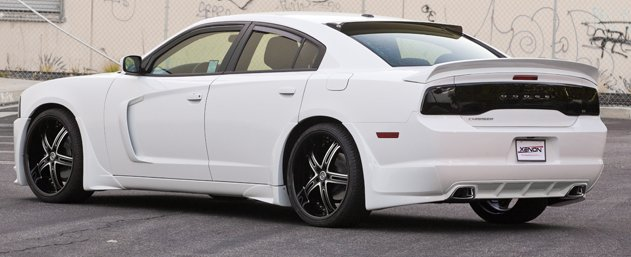 Xenon Dodge Charger Complete Body Kit 2011 2014