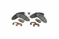 01-04 Z06 AC-Delco Front Brake Pads
