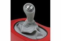 05-07 6-speed Shifter Knob w/Boot (Colored)