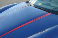 "05-11 ""LS2 Corvette"" Hood Decal Stripes"