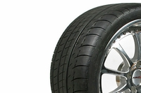 05-13 Front Michelin PS2 ZP Tire (245/40ZR18)