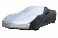 05-13 Intro-Guard Two-Tone Car Cover w/Embroidered C6 Emblem