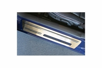 05-13 Stock Door Sill Stainless Insert w/Ribs