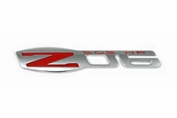 06-13 Z06 505hp Side Fender Emblem