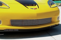 06-13 Z06 Polished Aluminum Billet Grill