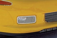 06-13 Z06 Stainless Driving Light Covers