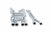 "06-13 Z06/ZR1 Borla ""Touring"" Exhaust System w/X-Pipe"