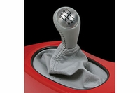 08-13 6-speed Shifter Knob w/Boot (Colored)