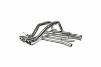"09-13 A6 Auto B&B Bullet PRT Exhaust System - 4"" Round Tips"