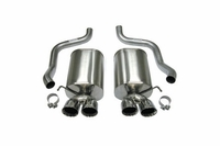"09 - 13 Corsa Sport Exhaust System - Quad 3.5"" Tips"