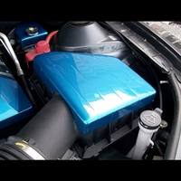 2010-2014 Camaro Air Cleaner Box Cover Custom Painted - V8 only