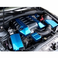 2010-2014 Camaro Complete Engine Cover Kit Custom Painted - V6 only