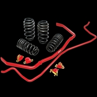 2010-2011 Camaro Eibach Pro-Plus (Pro-Kit Springs & Anti-Roll-Kit Sway Bars)