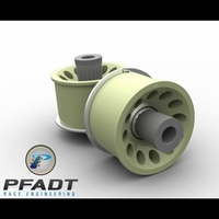 2010-2011 Camaro Front Trailing Arm Bushing Pfadt Racing
