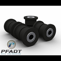 2010-2011 Camaro Rear Trailing Arm Bushing Kit Pfadt Racing