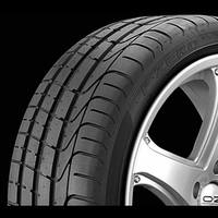 2010-2011 Camaro Tires - Pirelli P-Zero High Performance Tires : OEM Sizes