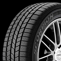 2010-2011 Camaro Tires - Pirelli Scorpion Ice & Snow Tires : OEM Sizes