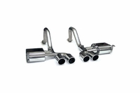 97-04 B&B PRT Tri-Flo Exhaust System - Round Tips