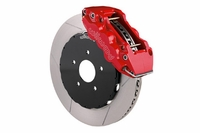 97-13 Wilwood W6AR Extreme Brake Kit - Red Calipers