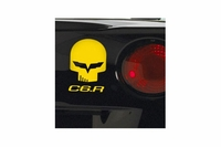 C6R Skull Decal Pack (Set Of 3)