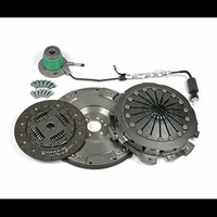Corvette Clutch Assembly - GM(2009 ZR1) with Slave Cylinder/Throw-Out Bearing : 2005-2013 C6,Z06,ZR1,Grand Sport
