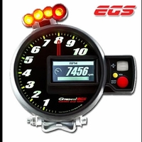 "G-TECH/EGS Pro 4"" Tachometer Expandable Gauge System with Shift Light"