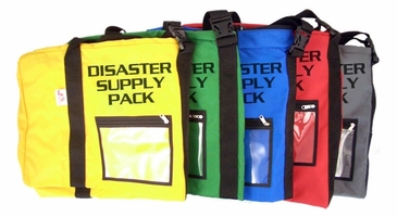 215 DISASTER SUPPLY PACK - BLUE