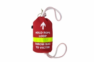 230R WATER RESCUE THROW BAG WITH 75 feet ROPE