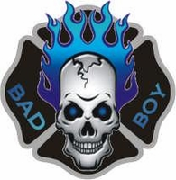 Bad Boy Decal