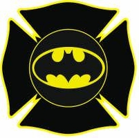 Batman Maltese Cross