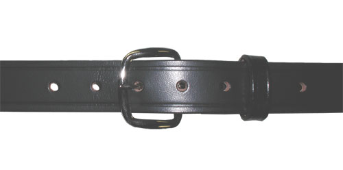 Boston Leather 1 1/4 Inch Value Line Off Duty Belt - 6607