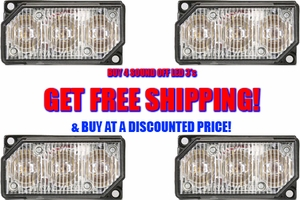 Buy 4 Sound Off LED3's Get HUGE Discount