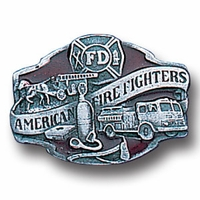 Collector Pin American Fire Fighter
