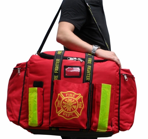 Deluxe Step-In Turnout Gear Bag LXFB20