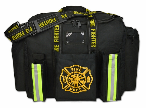 Deluxe Turnout Gear Bag Black