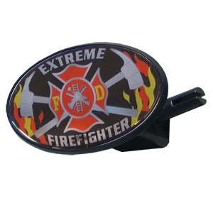 Extreme Firefighter Hitch Cover