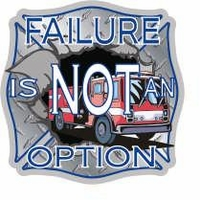 Failure Not Option