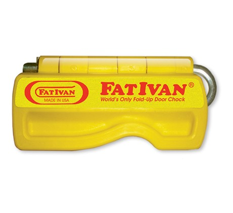 FatIvan Firefighter Door Chock With Magnet  sc 1 st  The Public Safety Store & Firefighter Door Chock With Magnet pezcame.com