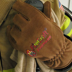 FC-P2000 FireCraft Safety Falcon Structural Firefighting Glove