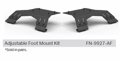 Feniex Adjustable Foot Mount Kit FN-9927-AF