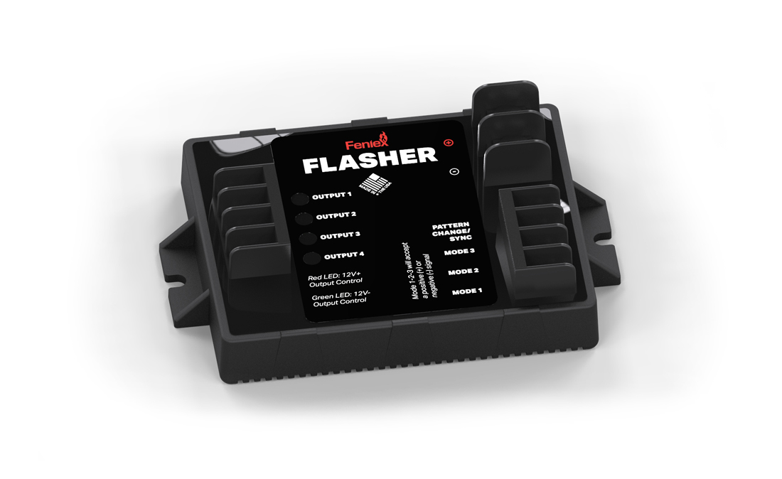 Feniex Flasher Pattern Control H 2220